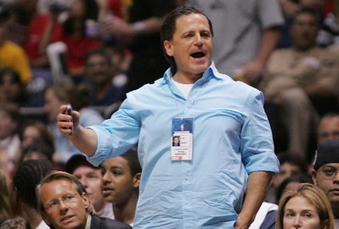 Dan Gilbert, Cavalier's Majority Owner. You could say he's a little upset.